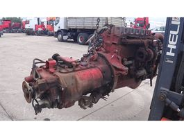 Engine truck part Renault 6 cullase engine  with gearbox for renault bus SFR1  300/340 hp (40 piec... 1990