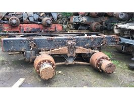 Rear axle truck part DAF BOOGIE 2699 RATIO 5.48