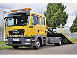 tow-recovery truck MAN TGL 10.220 4X2 BL Jigé 2011
