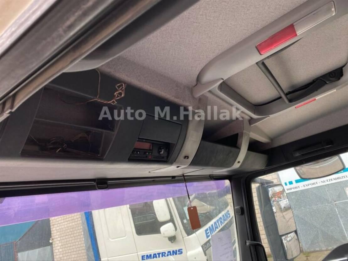 Standard SZM MAN TGS 18.480 XLX  Retarder / Klima / Hydraulik