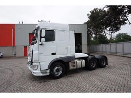 cab over engine DAF XF106-510 6X4 / SPACECAB / AUTOMATIC / RETARDER / EURO-6 / NO TACHO 2014