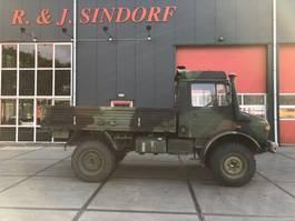 army truck Unimog Unimog U 1300 L 1979