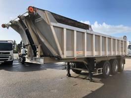 tipper semi trailer Benalu Semi reboque 2001