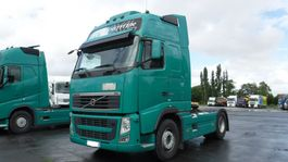 cab over engine Volvo FH13 500 Globetrotter XL 2011