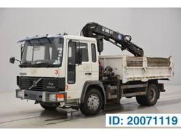 tipper truck > 7.5 t Volvo FL 612 1995