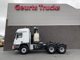 heavy duty tractorhead Mercedes-Benz 4061 SLT 6X6 TITAN HEAVY DUTY PRIME MOVERS 2020