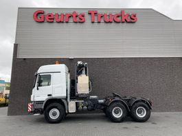 heavy duty tractorhead Mercedes-Benz Actros 4061 4061 SLT 6X6 TITAN HEAVY DUTY PRIME MOVERS 2020