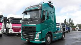 cab over engine Volvo FH 500 Globetrotter XL 2015