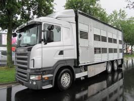 livestock truck Scania R 400 2009