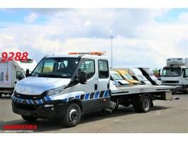 tow truck lcv Iveco Daily 70C17 3.0 HPI DC Thomas Simplex 3T5 Bergingsauto Bril Lier 2017