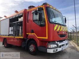 fire truck Renault Midlum 180 DCI 2004