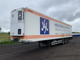 refrigerated semi trailer Pacton T3-002 Thermo King SL-200e 2006