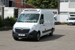 refrigerated closed box lcv Opel Movano 125/Thermo King/2 Kammer Bi-Temp -20°/FRC 2015