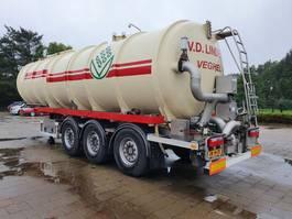 návěsná cisterna Van Hool van Hool 36m3  2010  RVS 3.16