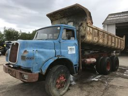 tipper truck > 7.5 t MAN 26.230 6X6 **BENNE-TIPPER** 1979
