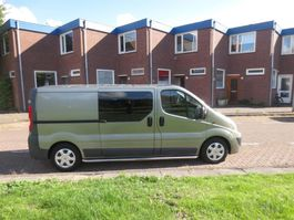 closed lcv Renault TRAFIC L2/H1 2.5 DCI, DC 5 pers, AUTOM, MARGE 2007