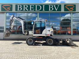 wheeled excavator Terex TW 85 2012