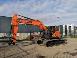 crawler excavator Doosan DX 235 LCR-5 2018