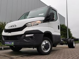 chassis lcv Iveco DAILY 35 C 150, 3.0 ltr, airco, 2016