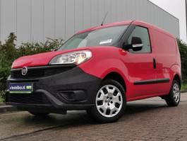 closed lcv Fiat DOBLO 1.4 fire, 25 dkm!! 2015