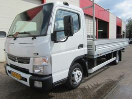 drop side lcv Fuso CANTER 3C13 Automaat 2012