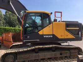 crawler excavator Volvo EC300EL 2018