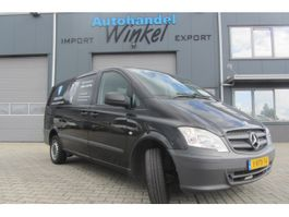 closed lcv Mercedes Benz VITO VITO 2011
