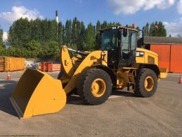 Radlader Caterpillar 938M 2016