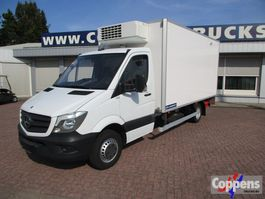 refrigerated closed box lcv Mercedes Benz Sprinter 516 CDI Koel/Vries bak+klep 2015