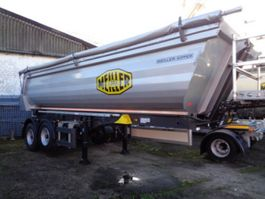 tipper semi trailer Meiller Kipper 26m³ Steal / Leasing 2020
