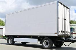 closed box trailer Krone AZF 18 2005