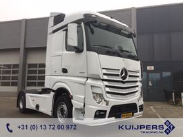 cab over engine Mercedes Benz ACTROS 1840 LS / 318.500km / NL Truck! / Skirts 2016
