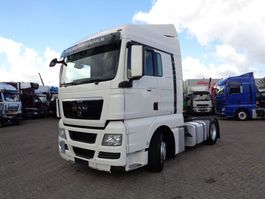 cab over engine MAN TGX 18.440 + Euro 5 2011