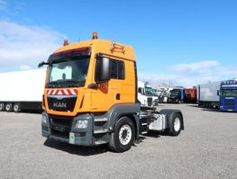 cab over engine MAN 18.400 TGS 4x2 LX Haus Hydraulik E6 2016