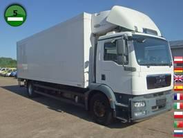 refrigerated truck MAN TGM 18.250 4x2 LL CARRIER SUPRA 950 Mt KLIMA LBW 2009