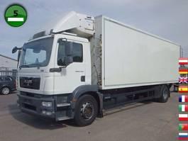 refrigerated truck MAN TGM 18.250 4x2 LL CARRIER SUPRA 950 Mt KLIMA Tre 2011