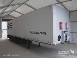 closed box semi trailer Schmitz Cargobull Kasten Standard 2014