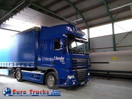 cab over engine DAF XF105-460 superspacecab 2012