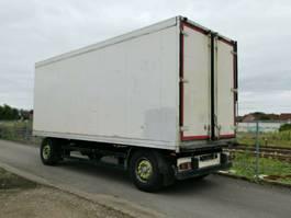 refrigerated trailer Schmitz Cargobull 2 x KO18 TKing KD II  Diesel / Strom
