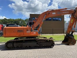 crawler excavator Hitachi Zx 210 2005