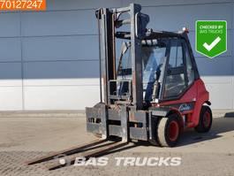 chariot élévateur Linde H80D-01 EPA 2011