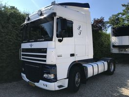 cab over engine DAF FT XF 105.410 FT  Automaat 2009