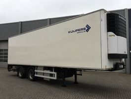 refrigerated semi trailer Chereau 2-Assige Koelopl / City / Nieuwe Laadlift 2005