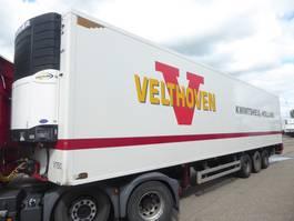 refrigerated semi trailer HTF Frigo, 270 Hoch, LBW, Tuv 11/2011 2008
