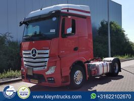 cab over engine Mercedes Benz ACTROS 1843 rti compressor 2014