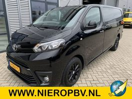 closed lcv Toyota PROACE long airco navi 2018