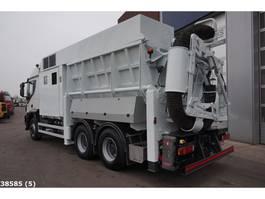 vacuum truck Iveco Trakker AT260T450 6x4 Saugbagger 2013