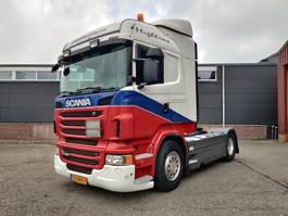cab over engine Scania R 420 4x2 Highline Euro5 - Retarder - ADR - Tyres 80% 2012
