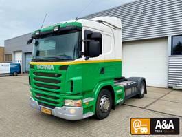 cab over engine Scania G 380 4X2 OPTICRUISE 2012 EURO 5 CG19 2012