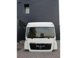 cabine truck part MAN TGX FAHRERHAUS EURO 5 XLX